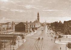 Estação da Luz 1900