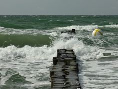 Krib, Boje, Water, Zee, Golf, Wind, Surfen, Strand