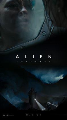 Alien: Covenant (2017) [1500 x 2700]