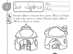 Aperçu miniature d'un élément Drive Grande Section, Google Drive, Miniatures, Activities, Ms, Teaching French, Teaching, Reading Activities, Alpha Letter