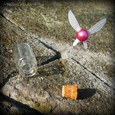 Zelda - Fairy in a Bottle - Satoru Iwata Tribute by YellerCrakka on DeviantArt