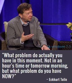 The power of now #EckhartTolle