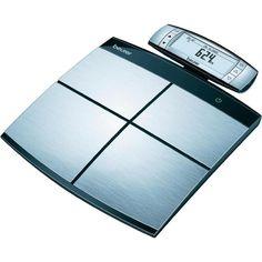 #waga łazienkowa z funkcja #pomiar tłuszczu - #agd z http://www.rtvagd.net/waga-lazienkowa/