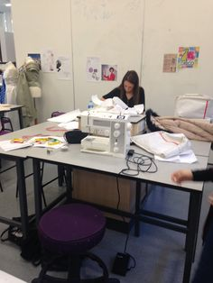 Pattern drafting workshop with Lorna Knight.