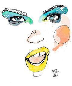 make up1 by Sara Ligari