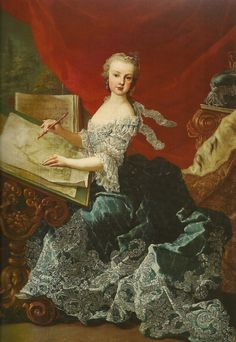 Archduchess Maria Christina Johanna Josepha Antonia of Austria, known to her family as 'Mimi', Martin Van Meytens