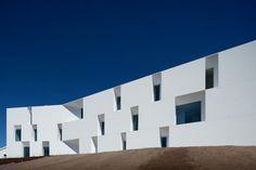 FG + SG - Fotografia de Arquitectural - house for elderly Portugal