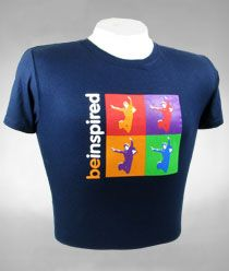 """Were you inspired by """"Billy Elliot""""? Check out this discounted t-shirt!"""