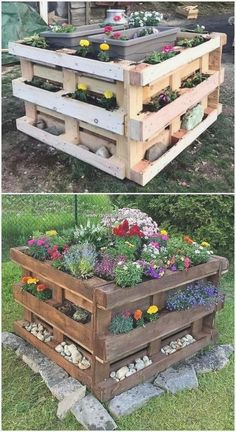 Most affordable and simple garden furniture ideas 1 old pallets coach affordable coach furniture garden ideas pallets simple fabulous large backyard garden fence ideas Old Pallets, Wooden Pallets, Wood Pallet Planters, Pallet Benches, Pallet Tables, Wooden Diy, Pallet Fencing, Pallet Potting Bench, Tire Planters