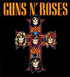 Guns N' Roses c.1987