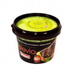 CREMA CACAO CON STEVIA SIN GLUTEN  TORRAS La Crema de Cacao SIN GLUTEN y CON STEVIA ideal para untarla en el pan para la merienda de los más pequeños.