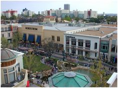 The LA Farmers Market and the Grove Mall.  Another place we could do for lunch because its on the corner of Fairfax and Hollywood Blvd so we'd be near the walk of fame.