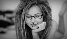 beautiful #dreadlocks #hair #Anna Aprilla