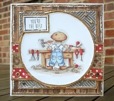 Mrs B's Blog: Lili of the Valley DT - The Workbench