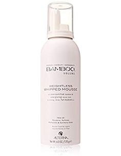 Alterna Bamboo Weightless Whipped Mousse. * Want additional info? Click on the image. (This is an affiliate link) Latest Hairstyles, Cool Hairstyles, Good Hair Day, Styling Products, Mousse, Hair Care, Bamboo, Link, Image