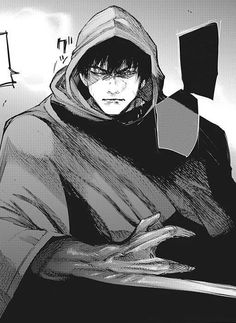 Tokyo Ghoul:re - Amon