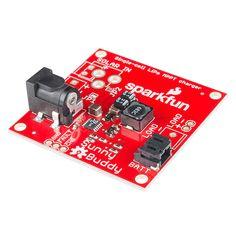 Sunny Buddy - MPPT Solar Charger - PRT-12084 - SparkFun Electronics