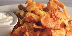 Phillips Air Fryer Rosemary Russet Potato Chips