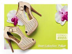 Zapatos Tacones Moda Shoes Collection Pakar