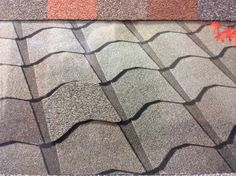 1000 images about asphault shingles on pinterest for Spanish style roof shingles