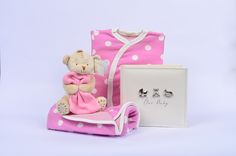 Unique Baby Girl Gift Set