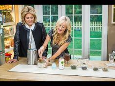 DIY detox & weight loss tea using safe, natural and healthy ingredients - YouTube