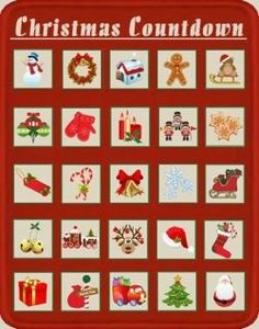 Small Christmas Gifts for Advent Calendars. By Celebrate contributor kawaii_modeS. http://www.squidoo.com/small-christmas-gifts-for-advent-calendars