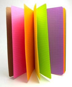 Neon travelers notebook! Hey, I found this really awesome Etsy listing at https://www.etsy.com/listing/206129767/neon-travelers-notebook-insert-choice-of