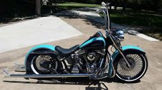Why a Heritage Softail just won't work for me