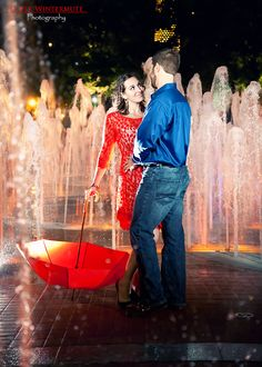 Centennial Olympic Park engagement photos  Weddings, Engagement Photos, Bride, Engagement Photo Ideas