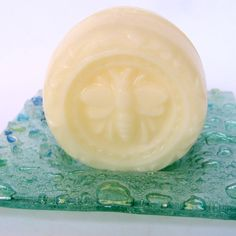 Baby Buttermilk Lotion Solid Bar Shea Butter by ABreathOfFrenchAir, $6.50