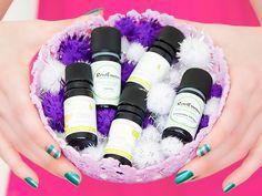 Huiles essentielles idéales pour le visage les cheveux la peau et l'hygiène