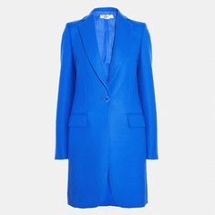 Justyna Chrabelska Stella McCartney Wool Twill Coat