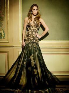 Glamorous Evening Dresses-Haute Couture by Mario Sierra