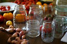 Come fare le conserve fatte in casa