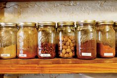 spice jars - nytimes