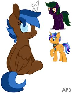 [MLP] Another fusion by AmberPone.deviantart.com on @DeviantArt
