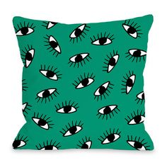 Currently inspired by: Eyelita Pillow on Fab.com