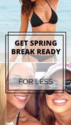 Chic for cheap! Look chic without emptying the wallet! Shop spring break styles and trends, like Victoria's Secret Swim, Ray Bans, Triangl, and thousands more, at up to 70% off! Click or tap the image to download the free app now.