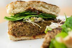 Thai Quinoa Burgers [Vegan] | One Green Planet