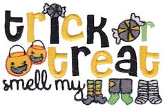 Embroidery | Free Machine Embroidery Designs | Bunnycup Embroidery | Sassy Halloween