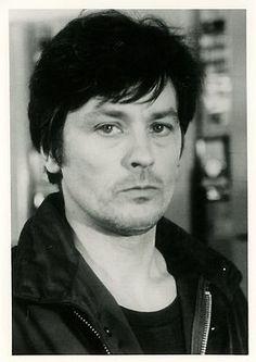 ALAIN DELON MORT D'UN POURRI 1977