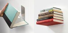 4 Grand Clever Hacks: Floating Shelf Nursery Land Of Nod floating shelves under tv diy.Oak Floating Shelf Bathroom floating shelves under tv diy.Floating Shelves Under Tv Diy. Floating Shelf Under Tv, Black Floating Shelves, Floating Shelf Brackets, Floating Bookshelves, Cool Bookshelves, Floating Shelves Bathroom, Bookshelf Ideas, Invisible Bookshelf, Shelves Around Tv