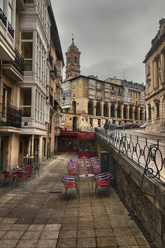 Vitoria-Gasteiz, Basque Country, Spain Terraza bis by Jorge Castilla