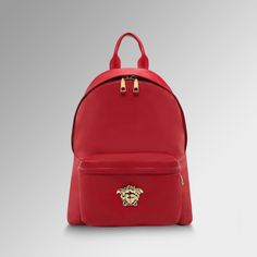 3676a775d3a5 This  VersacePalazzo backpack is the perfect accessory for a romantic  getaway in style. Get
