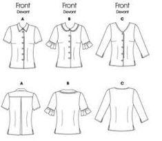 Imagini pentru tipare de croitorie pentru incepatori Google, Sweaters, Tops, Fashion, Moda, Fashion Styles, Sweater, Fashion Illustrations, Sweatshirts
