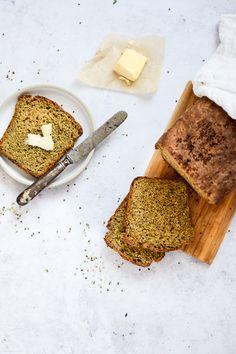 Saftiges Low Carb Hanf Brot Tiramisu, Dairy, Cheese, Ethnic Recipes, Food, Food Items, Food Food, Hemp Seeds, Vegane Rezepte