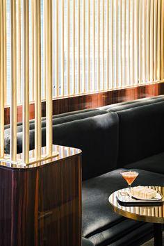 Les nouveaux restaurants deco a Paris Le Drugstore