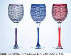 Edo Kiriko_wine glass