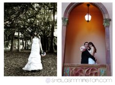 Ca D'Zan Mansion | Treviso Restaurant | Ringling Museum Wedding | Sarasota, Florida Venue | http://www.trevisorestaurant.com/index.htm